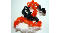 Mouth Coils 46 ft. (Halloween/12 pk.) by Opkoopjes - Trick