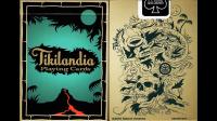 Tikilandia Playing Cards Printed by USPCC