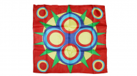 18 inch Medallion Spike Silk(single)by Gosh-Trick