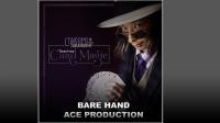 Takumi Takahashi Teaches Card Magic - Bare Hand Aces Production video DOWNLOAD