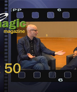 Reel Magic Episode 50 (Steve Valentine) - DVD