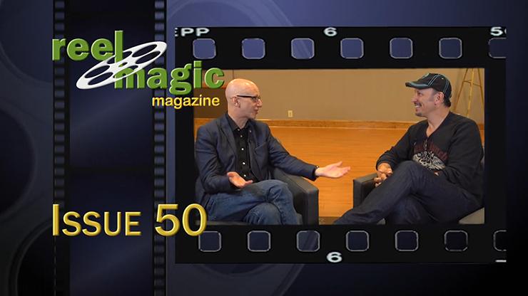 Reel Magic Episode 50 (Steve Valentine) - DVD