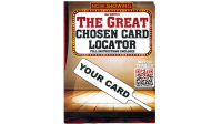 The Great Chosen Card Locator QH by MagicWorld - Trick