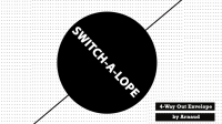 SWITCH-A-LOPE (Gimmick and Online Instructions) by Arnaud Van Rietschoten - Trick