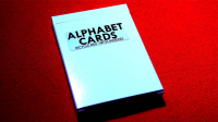 Alphabet Playing Cards Bicycle With Indexes by PrintByMagic - Trick