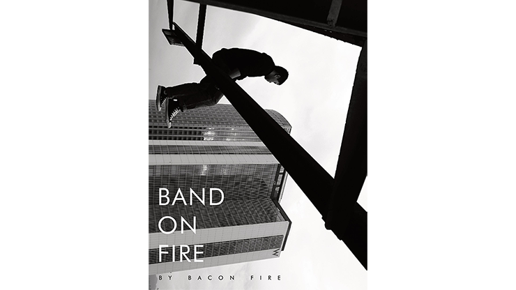 Band on Fire by Bacon Fire and Magic Soul - DVD