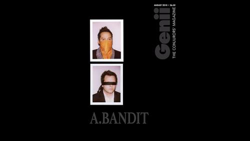 Genii Magazine August 2018 - Book