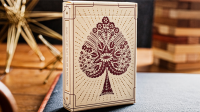 Papercuts: Intricate Hand-cut Playing Cards by Suzy Taylor