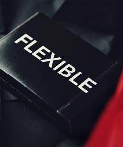 FLEXIBLE (Black) Playing Cards