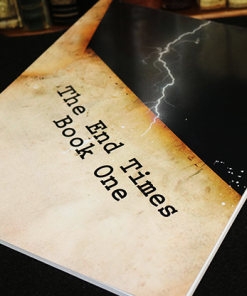The End Times Book One by Ryan Matney - Book