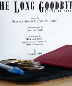 Geoff Latta: The Long Goodbye by Stephen Minch & Stephen Hobbs - Book