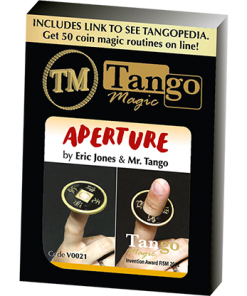 Aperture (Gimmick and Online Instructions) by Eric Jones and Tango Magic - Trick V0021