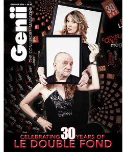 Genii Magazine October 2018 - Book