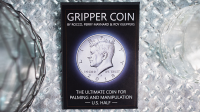 Gripper Coin (Single/U.S. 50) by Rocco Silano - Trick