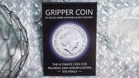 Gripper Coin (Single/10p) by Rocco Silano - Trick