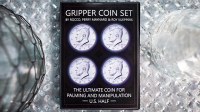 Gripper Coin (Set/U.S. 50) by Rocco Silano - Trick