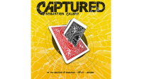 CAPTURED Blue (Gimmick and Online Instructions) by Sebastien Calbry - Trick