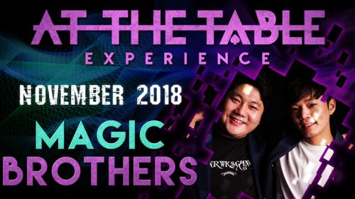 At The Table Live Magic Brothers November 21
