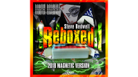 Reboxed 2018 Magnetic Version Blue (Gimmicks and Online Instructions) by Steve Bedwell and Mark Mason - Trick