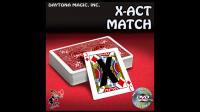 X ACT Match by Daytona Magic - Trick
