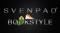 SvenPads® Bookstyle Non-Gimmicked  (Pair) - Trick