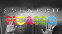 SvenPad® Picasso: Large Tri-Section (Large Format) - Trick