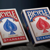 Bicycle Standard Playing Cards in Mixed Case Red/Blue by USPCC