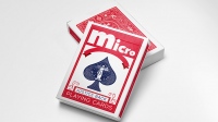 Micro Red (Gimmick and Online Instructions) by Alchemy Insiders - Trick