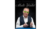 Multi-Wallet (Gimmick and Online Instructions) by Leo Smetsers - Trick