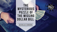 The Vault - The Mysterious Puzzle of the Missing Dollar Bill by Nicholas Einhorn video DOWNLOAD