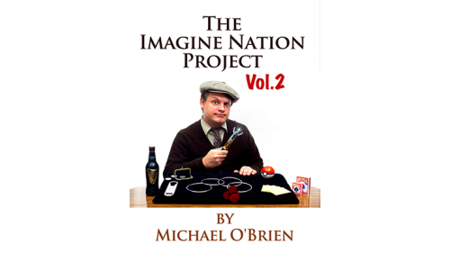 The Imagine Nation Project Vol. 2 by Michael O'Brien - Book