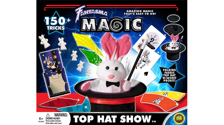 Top Hat Show by Fantasma Magic - Trick