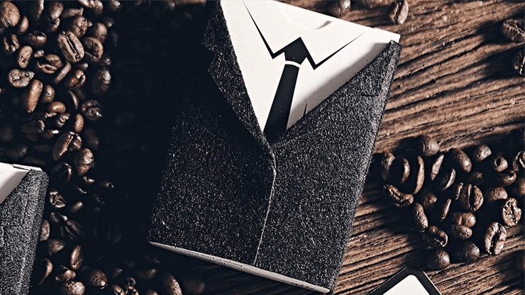 Gentleman Playing Cards by Bocopo
