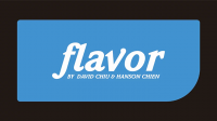 Flavor Eclipse Edition (Gimmicks and Online Instructions) by David Chiu and Hanson Chien - Trick