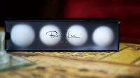 "Perfect Manipulation Balls (2"" White) by Bond Lee - Trick"
