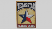 Texas Star Playing Cards by US Playing Card Co.