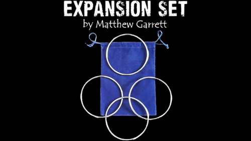 Expansion Set (Gimmick and Online Instructions) by Matthew Garrett - Trick