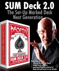 Phoenix Sum Deck 2.0 by Card-Shark - Trick