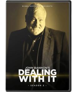Dealing With It Season 2 by John Bannon - DVD