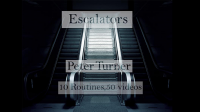Escalators by Peter Turner Mixed Media DOWNLOAD