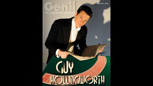 Genii Magazine March 2019 - Book