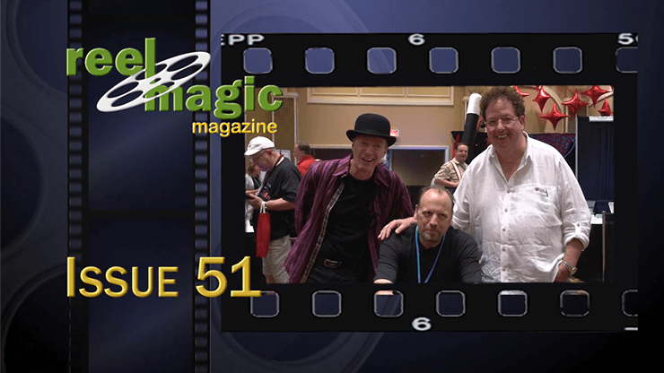 Reel Magic Episode 51 (Bill Malone and Charlie Frye) - DVD