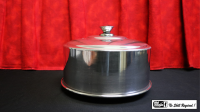 Dove Pan (alum) 7.5 inch by Mr. Magic - Trick