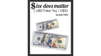 Size Does Matter USD (Gimmicks and Online Instructions) by Juan Pablo Magic