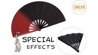 Special Effects Fan by Sorcier Magic - Trick