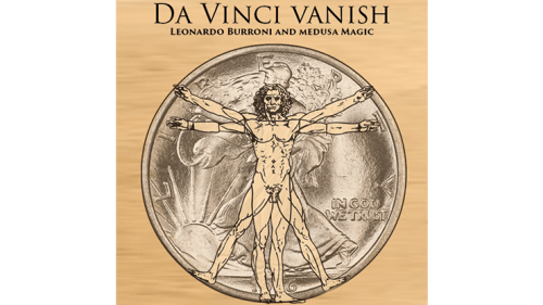 Da Vinci Vanish by Leonardo Burroni and Medusa magic video DOWNLOAD