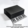 The Black Box (Gimmick and Online Instructions) by Wayne Dobson and Alan Wong - Trick