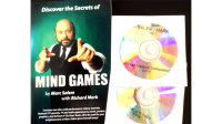 Discover the Secrets of MIND GAMES by Marc Salem with Richard Mark - Book