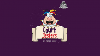 Court Jesters (gimmick and online instructions) by Peter Kane and Kaymar Magic - Trick