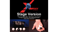 X-RAY STAGE VERSION by Rasmus Magic - Trick